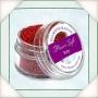 Flower Soft - Цветен мъх диамантен - Рубинено червено 20 мл