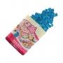 FunCakes - Бонбони за топене Deco Melts - Синьо - 250 гр