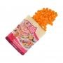 FunCakes - Бонбони за топене Deco Melts - Оранжево - 250 гр