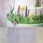 Karen Davies - Силиконов калъп - Поляна с диви цветя