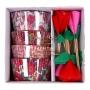 MeriMeri - Комплект за мъфини - Liberty Red