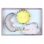 MeriMeri - Комплект метални резци - Облак, слънце и луна - 3 бр