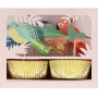 MeriMeri - Комплект за мъфини - Тропически птици