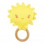 MeriMeri - Бебешка дрънкалка - Слънце