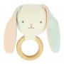 MeriMeri - Бебешка дрънкалка - Зайче