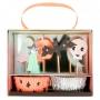 MeriMeri - Комплект за мъфини - Пастелен Хелоуин