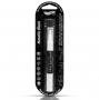 RD Click-Twist Brush® - Металик - Черно