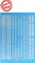 SugarVeil® Силиконова подложка - Пожелания и панделки