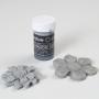 Sugarflair - Концентрирана гел боя - Сенчесто сиво - 25 гр