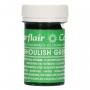 Sugarflair - Концентрирана гел боя - таласъмско зелено - 25 гр