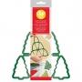 Wilton - Мултирезец за бисквитки - Коледни елхи