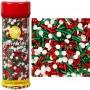 Wilton - Захарни декорации - Коледен микс - 110 гр