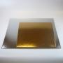 Комплект двулицеви подложки - Квадрат - 20х20см - 3 бр
