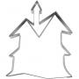 Метален резец - Призрачен замък - 10 см
