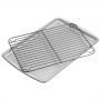 Комплект тава за печене и решетка - Bake-N-Coat