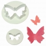 Комплект резци - Пеперуди - 2 бр