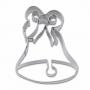 Метален резец - Празнична камбанка - 7.5 см