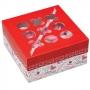 Комплект кутии - Всичко е любов - 3 бр