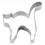 Метален резец - Котка - 8 см