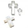 Комплект метални резци - Кръстове - 2 бр