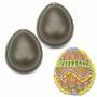 Форма с незалепващо покритие - 3D Яйце