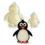 Комплект резци - Пингвини - 2 бр