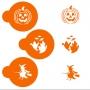 Комплект шаблони - Хелоуин истории - 3 бр