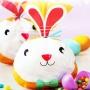 Комплект торбички - Великденско зайче - 15 бр