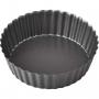 Форма за висок пай с незалепващо покритие и подвижно дъно - Ø 15