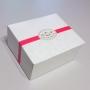 Кутия за 8 парчета торта - Swetness - 20х20х8 см