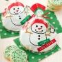 Комплект торбички - Весели празници - 15 бр