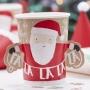 Парти чаши - Santa & Friends - Дядо Коледа