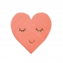 Парти салфетки - MeriMeri - Свенливо сърце