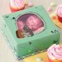 Комплект кутии за мъфини - Великден - 2 бр