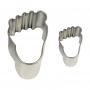 Комплект метални резци - Бебешко краче - 2 бр