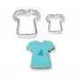 Комплект метални резци - Тениска / Блузка - 2 бр