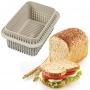 Силиконова форма - Хляб