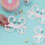 Парти очила - GOOD VIBES - Фламинго