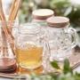 Парти чаши - BEAUTIFUL BOTANICS - MINI MASON ROSE GOLD