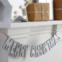 Парти гирлянд - Christmas Metallics - Merry Christmas