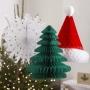 Висяща декорация - Vintage Noel - 3D Коледа
