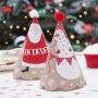 Парти шапки - Santa & Friends - Дядо Коледа и приятели