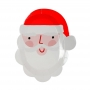 Парти чинии - MeriMeri - Дядо Коледа