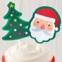 Декорации за мъфини и торти - Wilton - Коледа