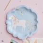 Парти чинии - MeriMeri - Магически принцеси