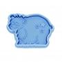 Резец и щампа с бутало - Полярна мечка
