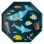 Парти чинии - MeriMeri - Морски свят
