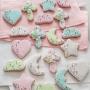 Домашни бисквитки - Свето кръщение - 10 бр