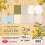 Комплект дизайнерски хартии - 12x12 - Великденски пожелания
