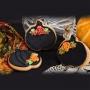 Домашни бисквитки - Есенни - 6 бр